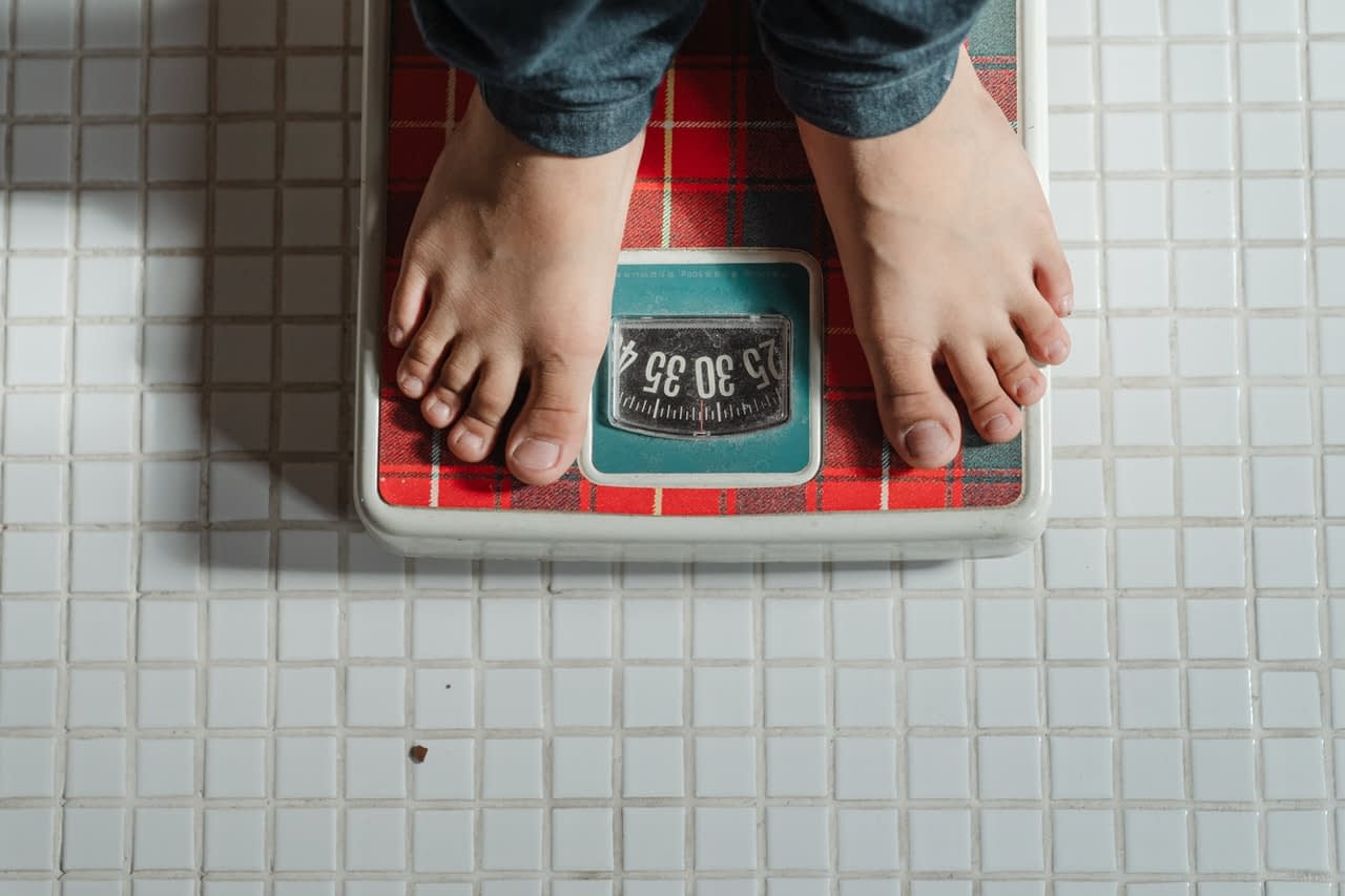 weight gain healthily