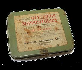glycerine suppositories